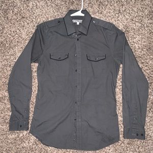 Express Button-Down Shirt